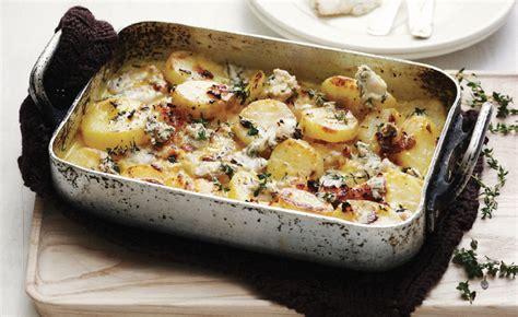 bacon cheese potato bake recipe potato bacon cheese bake recipe food republic