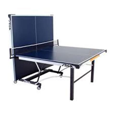 how to put together a ping pong table review stiga sts 185 table tennis table