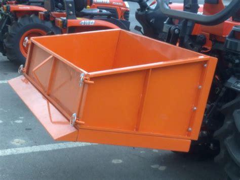 cajones para tractores cajones de transporte zomax pala trasera tractor