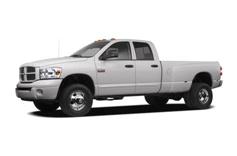 dodge ram safety rating 2009 dodge ram 3500 specs safety rating mpg carsdirect