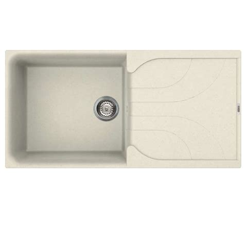 cream kitchen sink reginox ego 480 cream sink kitchen sinks taps