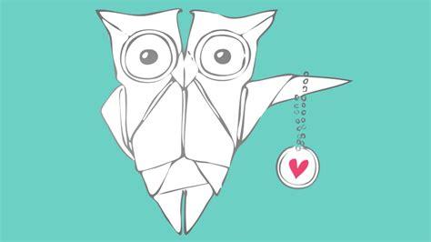 Origami Owl Logo - owl animation on vimeo