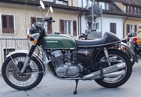 Motorrad Honda Treffen by Motorrad Oldtimer Kaufen Honda Cb 750 Four K2 Bosshard