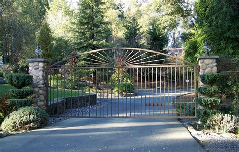 single swing driveway gates gates controllers