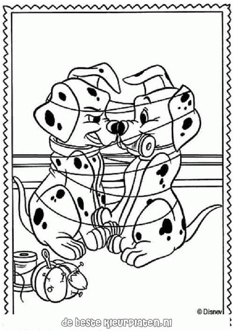 Coloring Pages 101 by 101 Dalmatians Coloring Pages Coloring Home