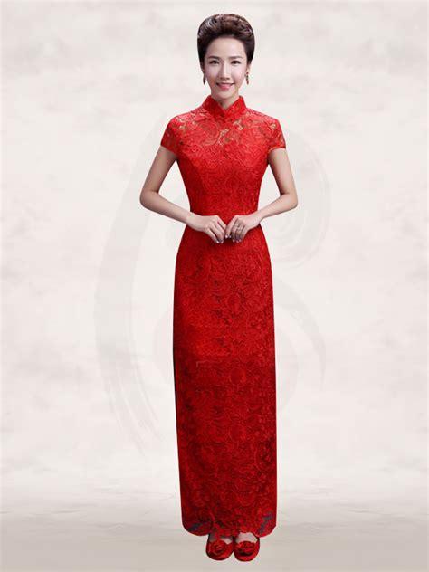 Mandarin Collar Sleeve Dress mandarin collar cap sleeve lace wedding