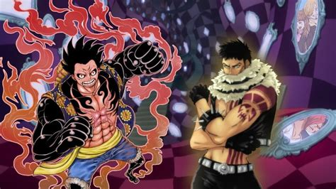 film one piece baru lawan katakuri monkey d luffy ubah bentuk baru di one