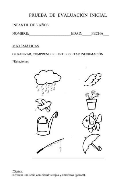 preguntas faciles de matematicas para niños inicial infantil 3 a 209 os matematicas orientaci 243 n and 250 jar