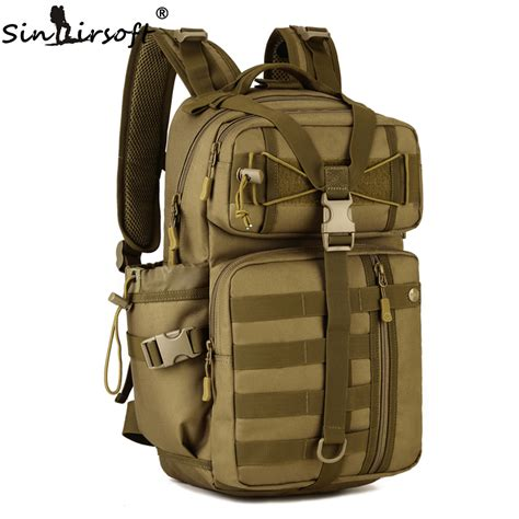 Backpack 3in1 2 sinairsoft outdoor tactical backpack 900d waterproof army shoulder backpack