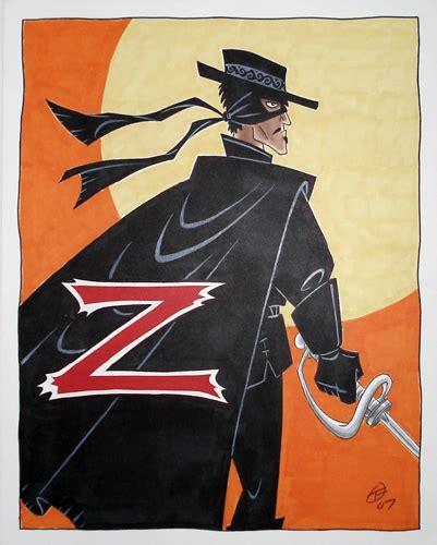 film cartoon zorro zorro by otisfrton on deviantart
