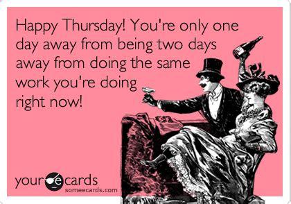 Thursday Ecards