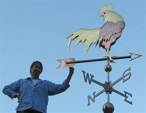 Custom Weathervanes Size And Display Options For Your Custom Copper Weathervane