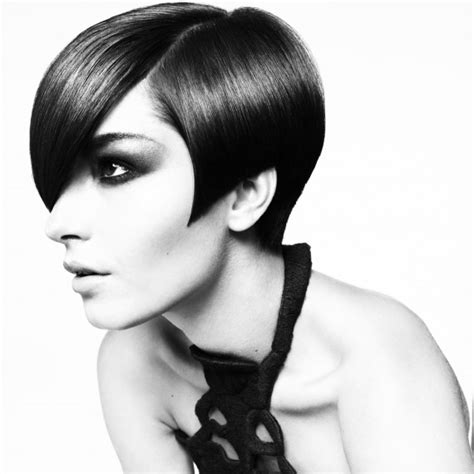 award winning hairstyles award winning hairstyles angled crop hairstyle woman