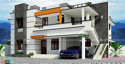 house designs september 2016 kerala home design and floor plans