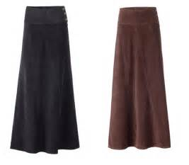 corduroy skirt lovely length corduroy skirt maxi panel cord uk size 10 24 ebay