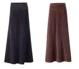 corduroy skirts lovely length corduroy skirt maxi panel cord uk size 10 24 ebay