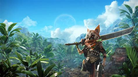 pc game wallpaper 4k wallpaper biomutant playstation 4 xbox one pc unreal