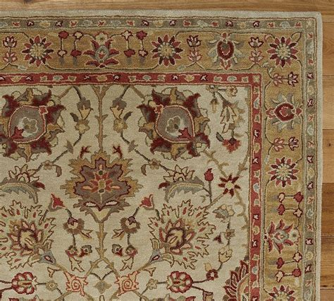 Rug Pottery Barn New Pottery Barn Handmade Brant Area Rug 8x10 Rugs Carpets