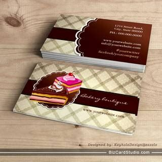 free cake decorating business card templates bakery business card templates studio