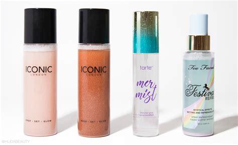 diy setting spray reviews shimmering setting spray archives huda makeup and how to makeup