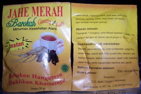 Jahe Merah Bubuk Jamu Hangat Berkhasiat Obat Herbal 1 Tersedia Aneka Obat Herbal Madu Obat Kuat Siwak Dll