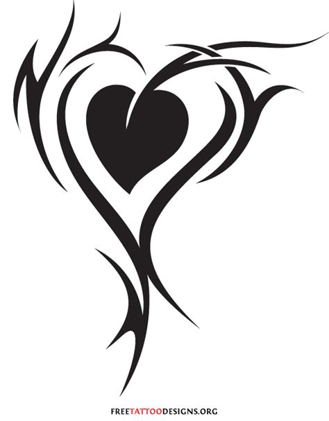 tattoo lovers tribal tribal love tattoos 55 heart tattoos love and sacred
