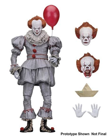 s 7 figures it 7 quot scale figure ultimate pennywise 2017