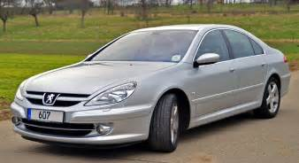 What Is A Peugeot Peugeot 607 Wikiwand
