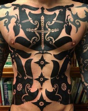 borneo tattoo design meanings blackwork tattoos best ideas gallery part 2