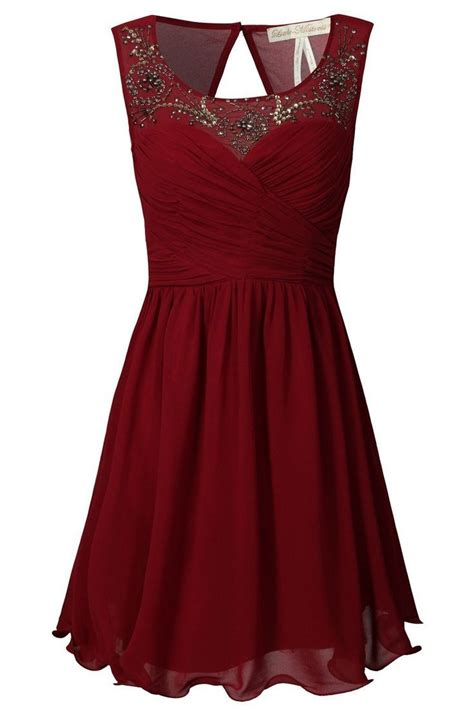 holiday dress burgundy clothes pinterest