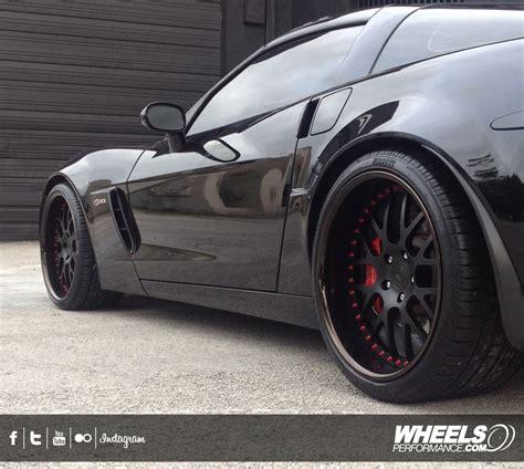 corvette c6 tire size our client s chevrolet corvette c6 z06 with 20 quot d2forged