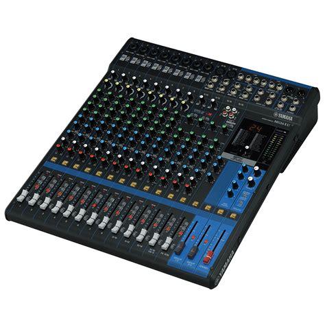 Mixer Yamaha Mg yamaha mg 16xu 171 mixer