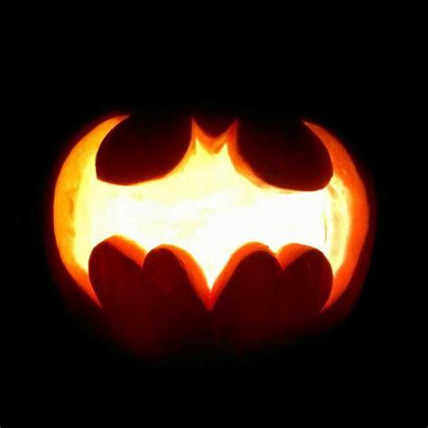 my batman pumpkin holidays