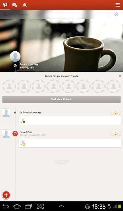 cara membuat website ramah ponsel cara daftar dan buat akun path lewat handphone kusnendar