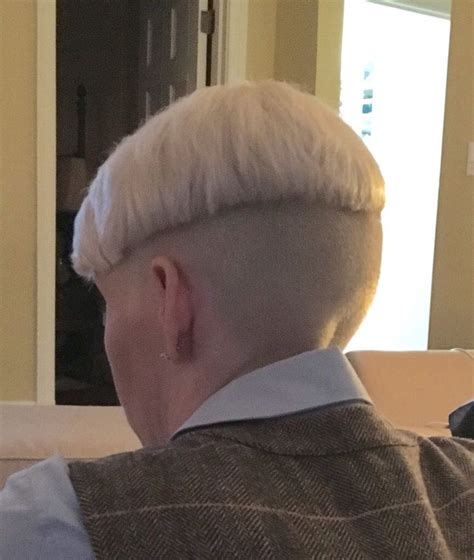 bowl cuts on pinterest 227 pins the bowl is getting thicker bleached all the hair two