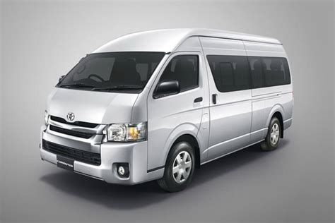 Toyota Commuter Hire Hire Service Rental In Chiang Mai Chiang And