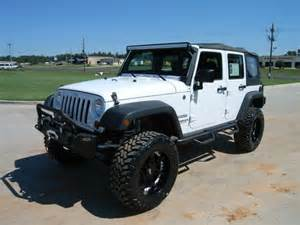 2012 jeep wrangler unlimited sport with a 4 quot rancho lift