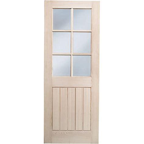 Solid Core Interior Doors Home Depot Wickes Geneva Internal Cottage Oak Veneer Door Glazed 5
