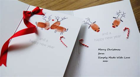 diy how to decorate your christmas cards youtube
