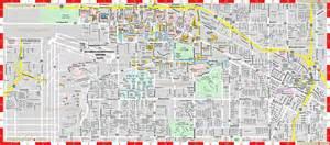 Las Vegas Map Strip by Maps Update 14882105 Vegas Tourist Attractions Map Las