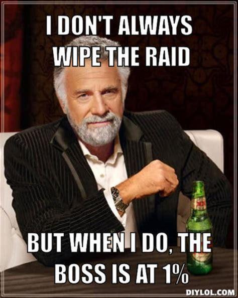 Raid Meme - image gallery raid meme