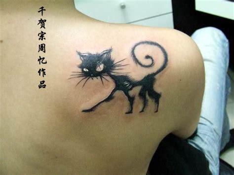 tattoo cat designs free cat tattoo designs kuch khaas