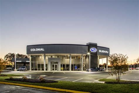 colonial subaru penney design group