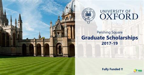 Square One Mba by Học Bổng To 224 N Phần Mba 1 1 Oxford Preshing Square 2018
