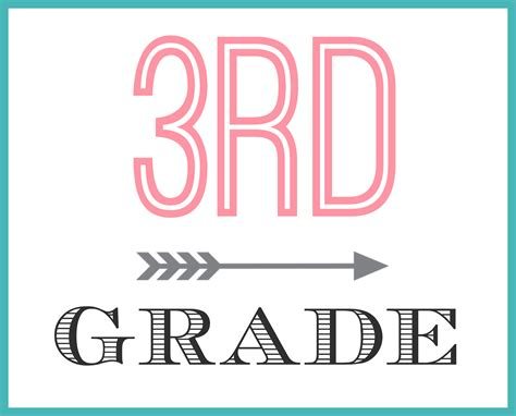 3rd grade sign www pixshark com images galleries with a bite