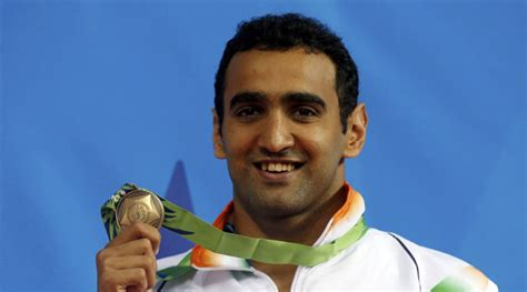 india winner asian 2014 sandeep sejwal wins swimming bronze
