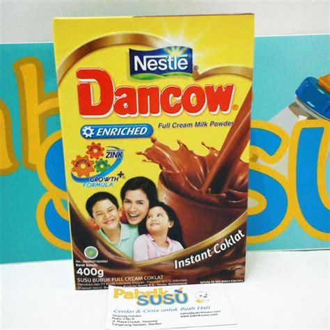 Dancow Instant Coklat dancow instan enriched coklat 400g pabrik detil