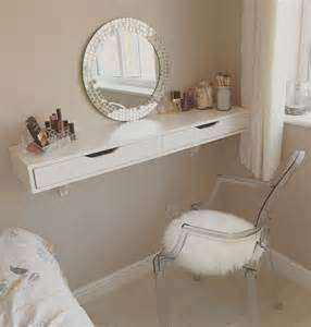 Small Makeup Vanity Chair 25 Best Ideas About Small Dressing Table On