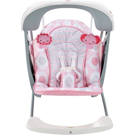 walmart toddler swing seat fisher price deluxe take along swing seat walmart com