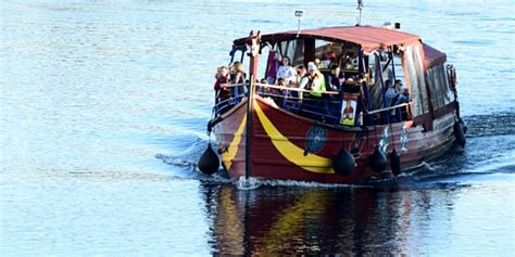 viking boat tours viking tours athlone